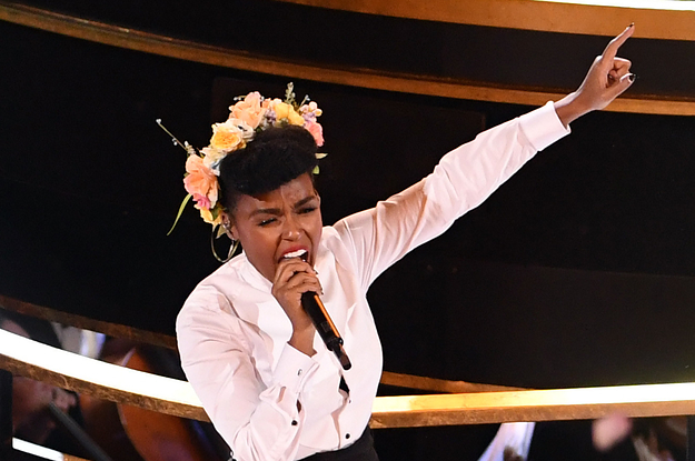 The Oscars' Diversity Problem Was Called Out On Stage By Janelle Monáe, Chris Rock, And Steve Martin