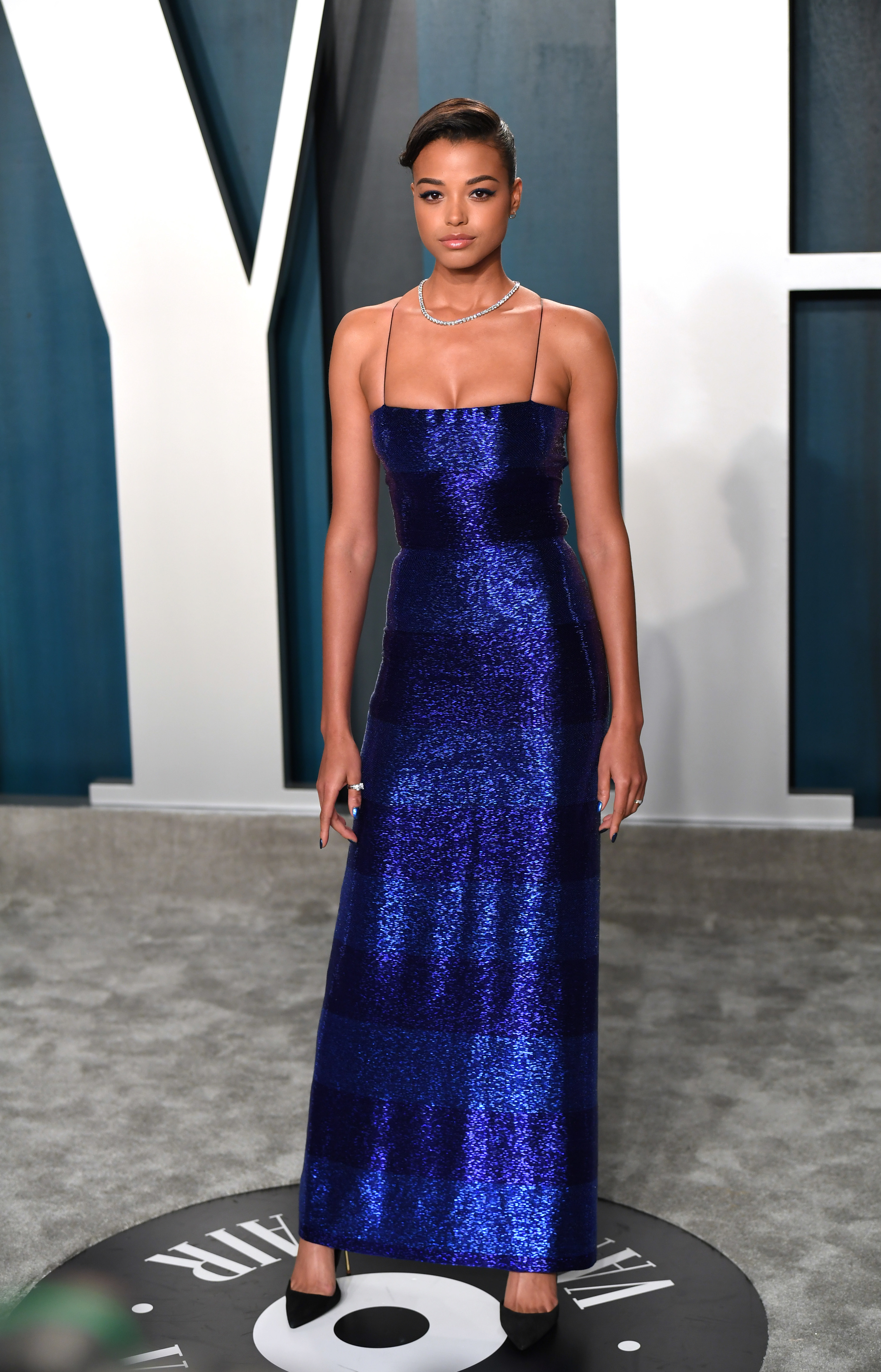 2020 Oscars The Best Of The Vanity Fair Afterparty Red Carpet Fashion