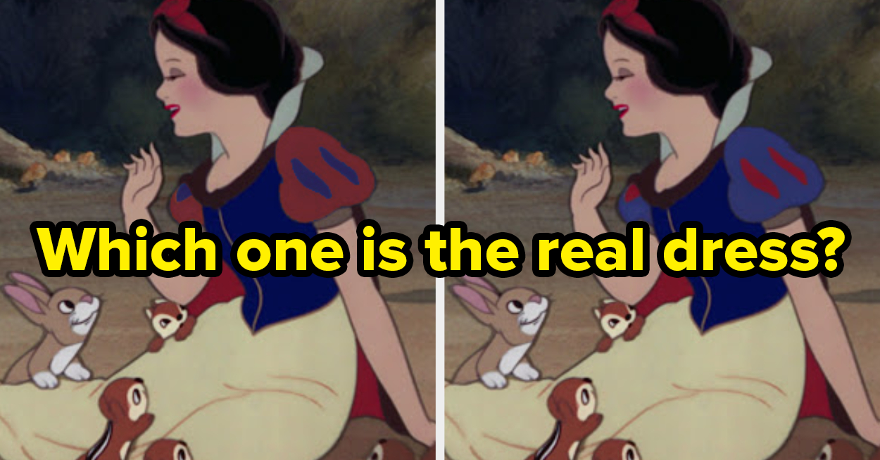 Can You Get 8/10 On This Disney Princess Dress Test?