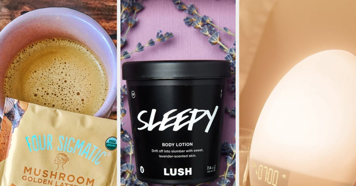 21 Things That'll Help You Wake Up Feeling Less Tired
