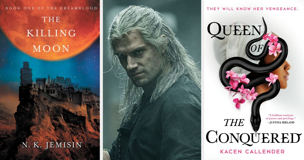 "14 Books To Read If You're Missing ""The Witcher"""
