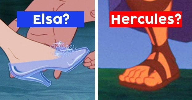 Only A True Disneyphile Can Get 9/12 On This Disney Shoe Quiz - buzzfeed