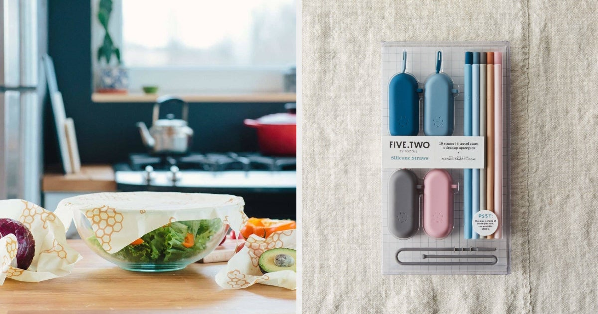 21 Reusable Kitchen Products For A More Eco-Friendly Home