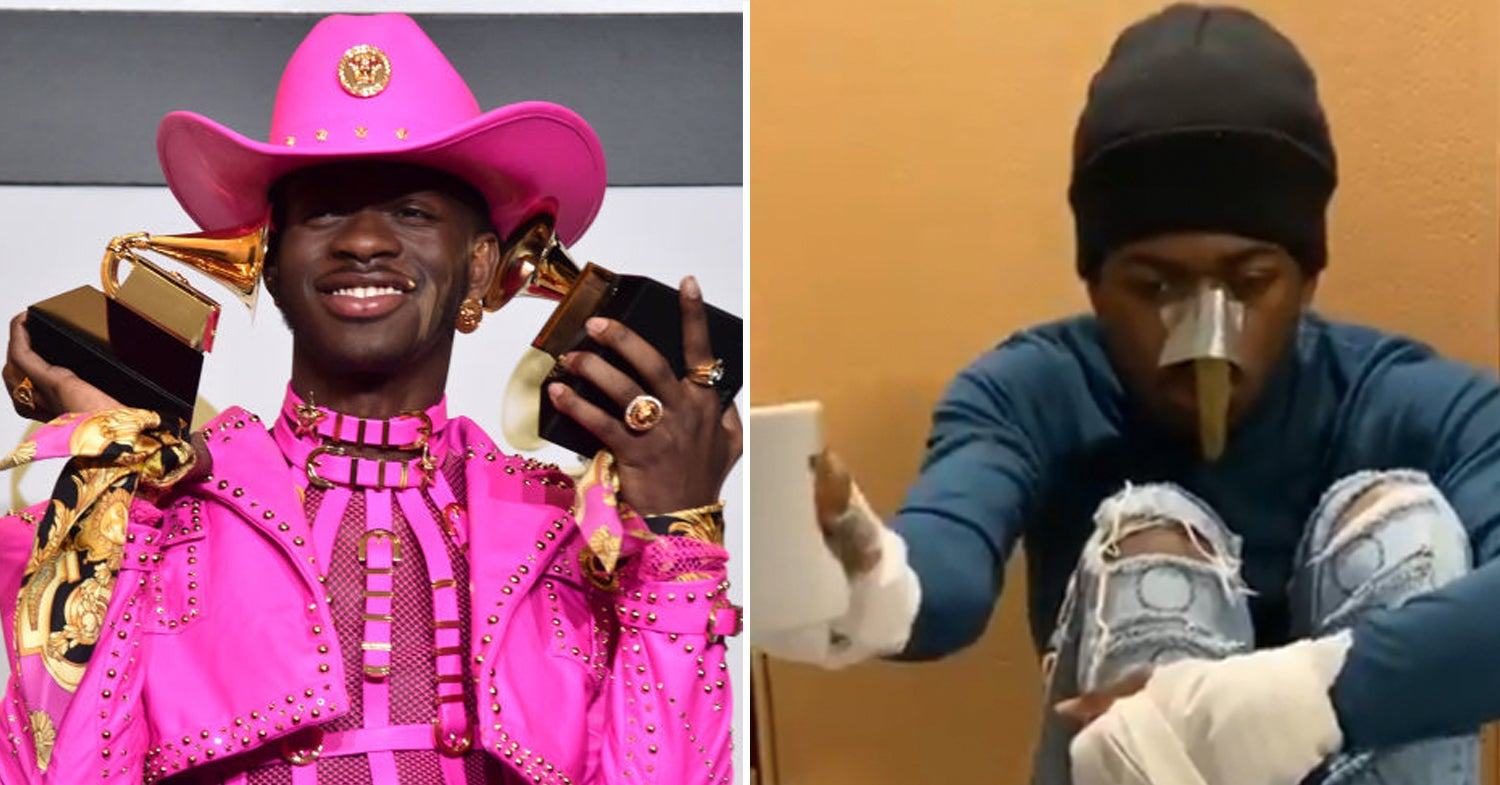 17 Lil Nas X Tweets That Prove He's The Undisputed King Of Twitter