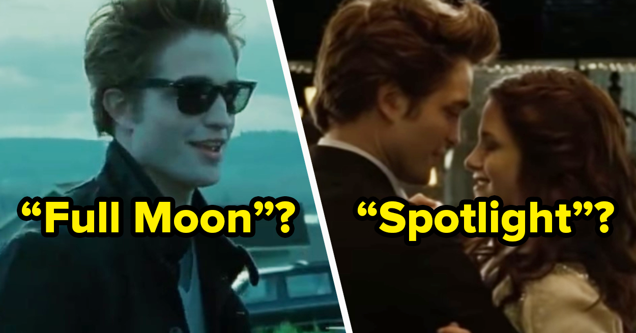 """How Well Do You Remember The """"Twilight"""" Soundtrack?"""