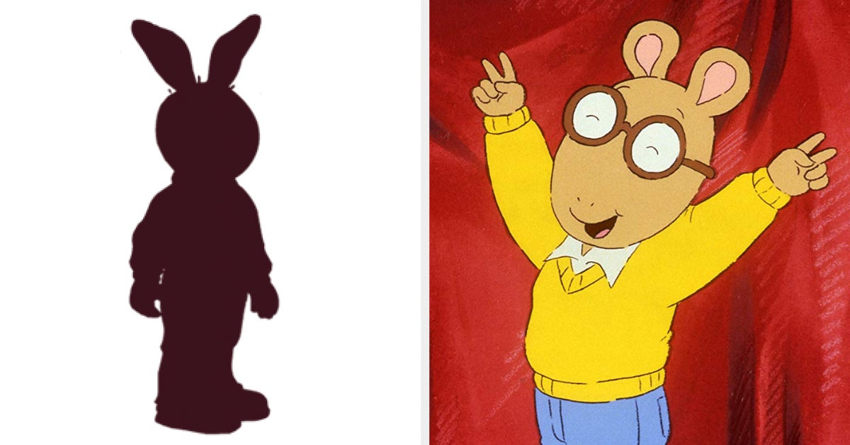 """Can You Identify These """"Arthur"""" Characters By Just Their Silhouettes?"""
