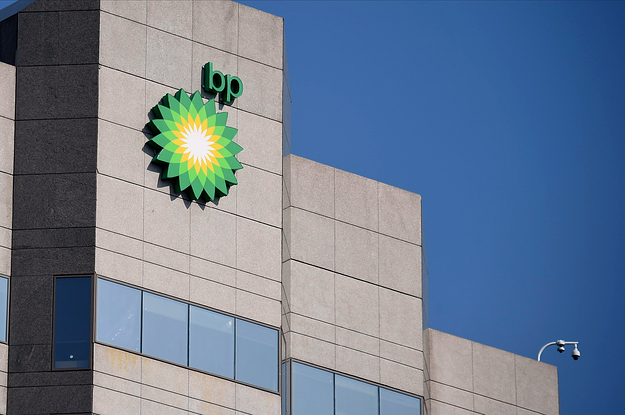 Oil Giant BP Has Pledged To Go Carbon Neutral By 2050