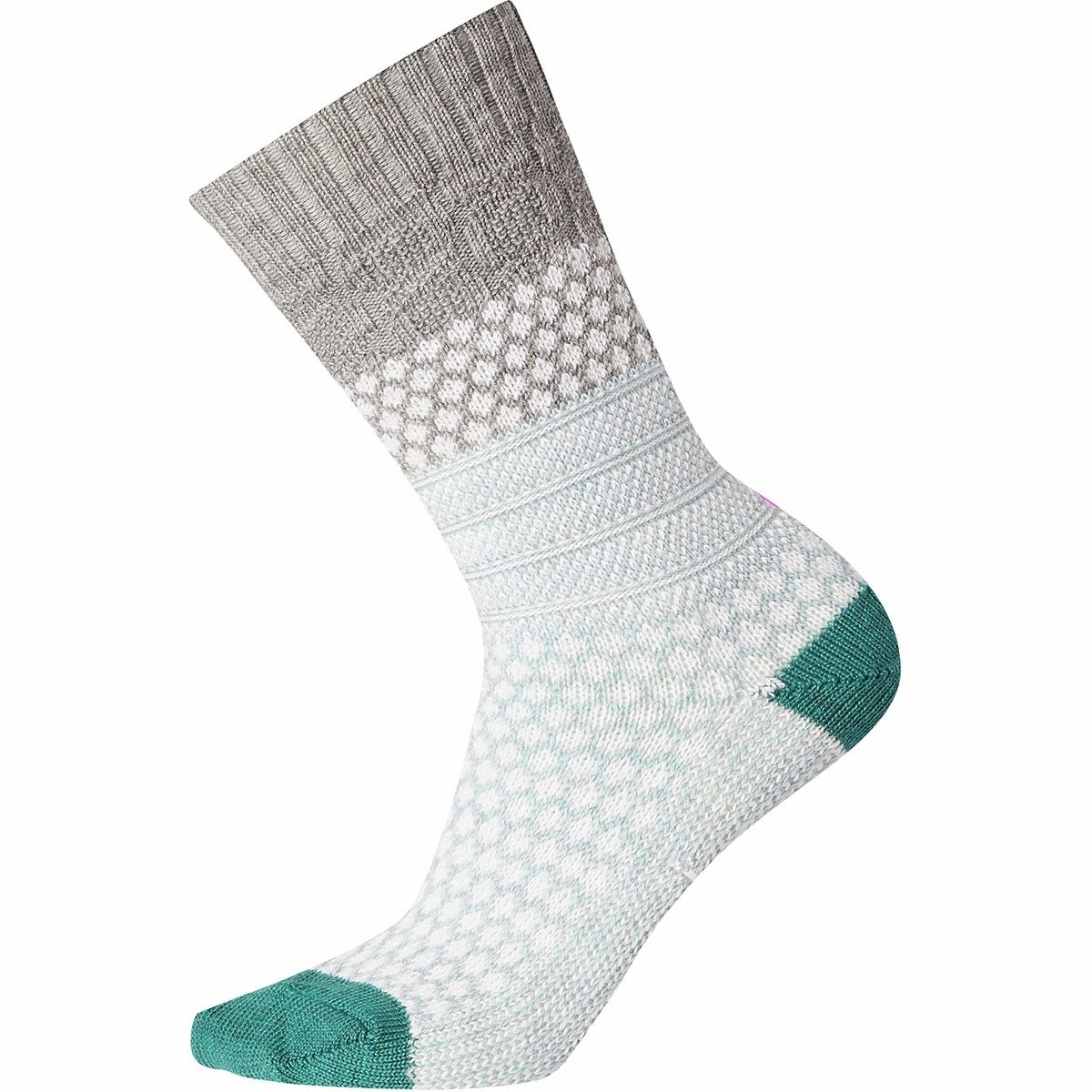 knit socks that look thick and sporty