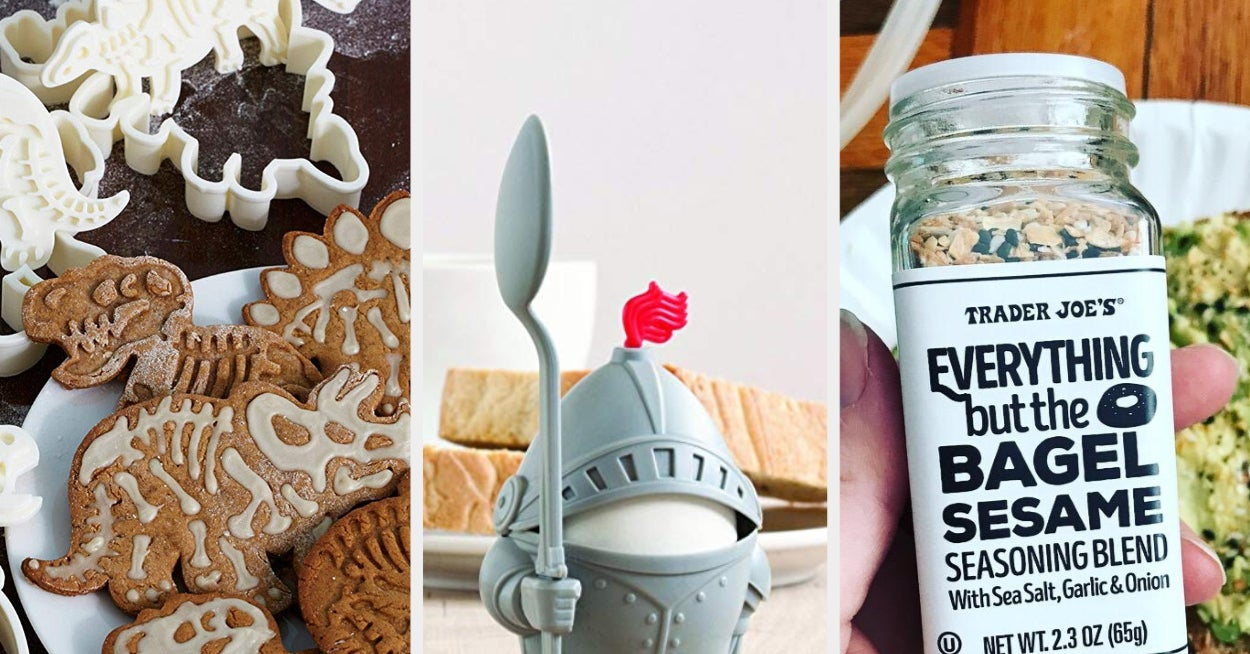 28 Products You'll Probably Love If Eating Is Your Favorite Hobby