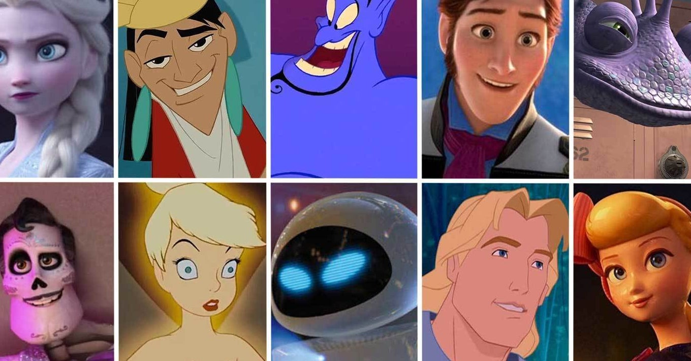 This Disney Counting Quiz Is Trickier Than It First Appears