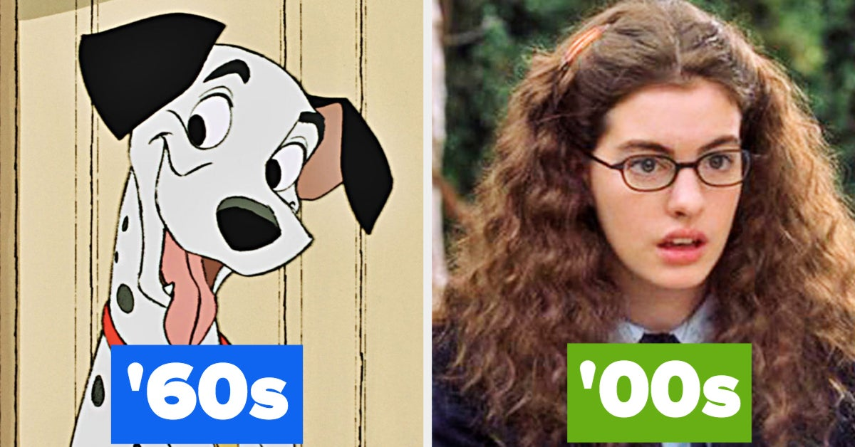 Choose A Disney Character From Each Decade And We'll Guess Your Relationship Status With 99% Accuracy