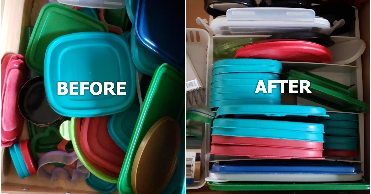 26 Organization Products That'll Give You Dramatic Before-And-After Photos