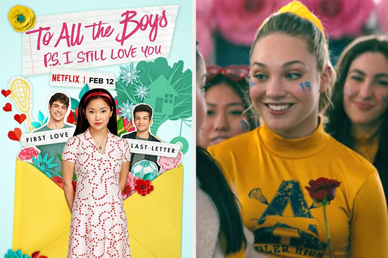 Maddie Ziegler To All The Boys P S I Still Love You Cameo