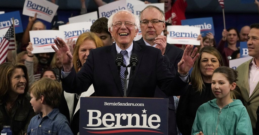 Bernie Sanders Won The New Hampshire Primary In A Show Of Staying Power For His Movement