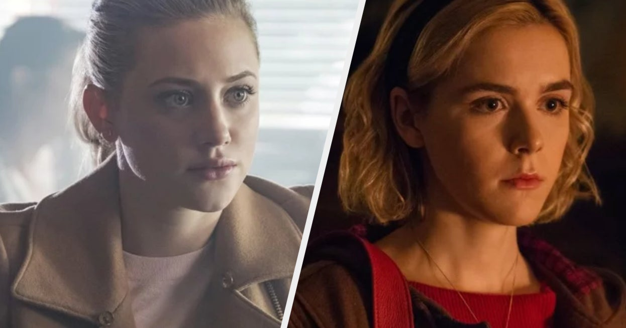 "Which Two ""Riverdale"" And ""Chilling Adventures Of Sabrina"" Characters Are You?"