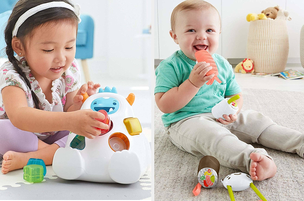 21 Baby Toys That Parents Will Have Just As Much Fun Playing With