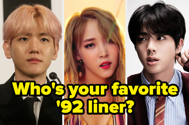 Which K-Pop Idol Of The Same Age Do You Like The Best?