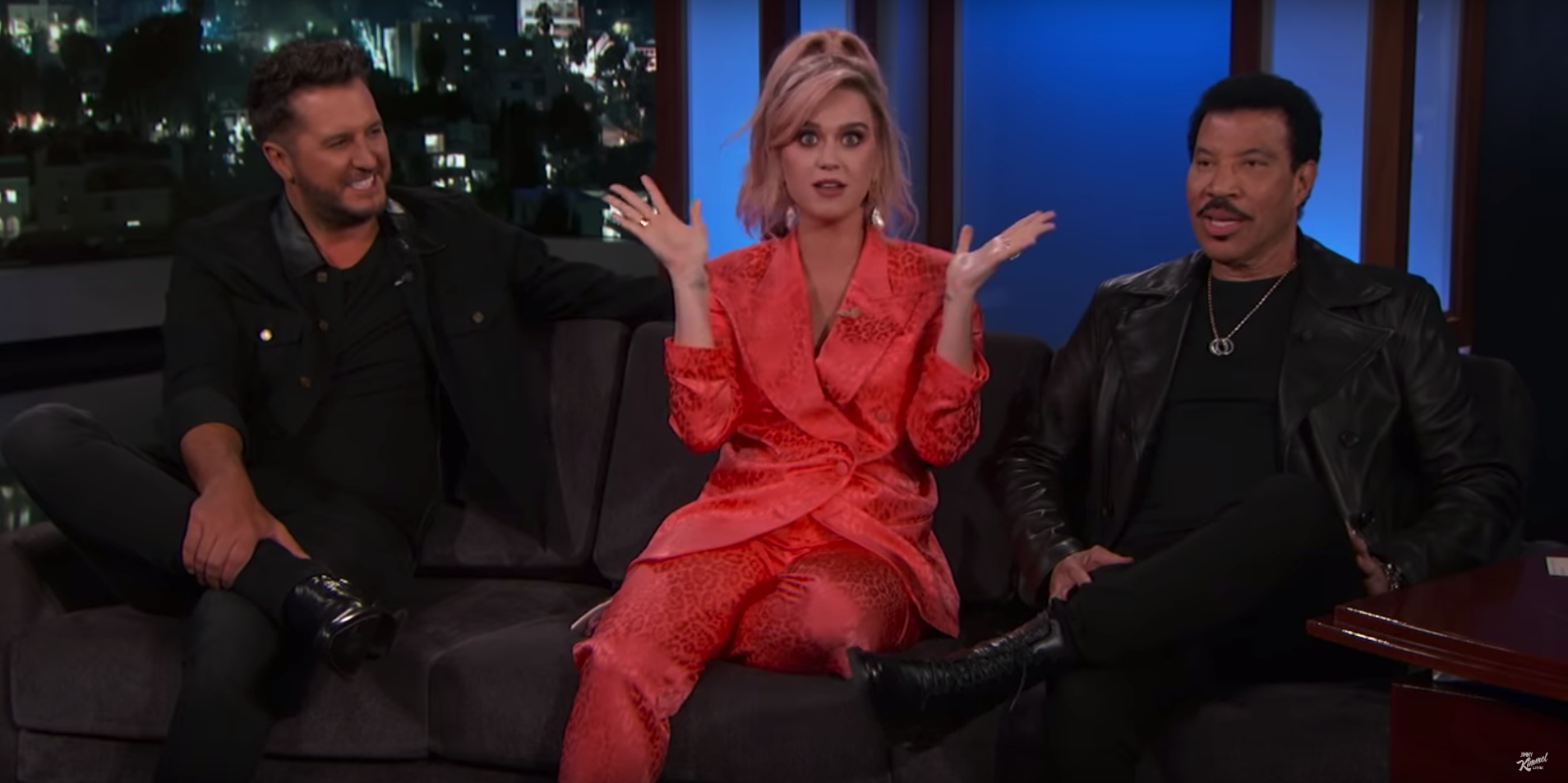 Katy Perry Has Not Invited Luke Bryan Or Lionel Richie To Her Wedding, And The Moment They Found Out Is Very Awkward
