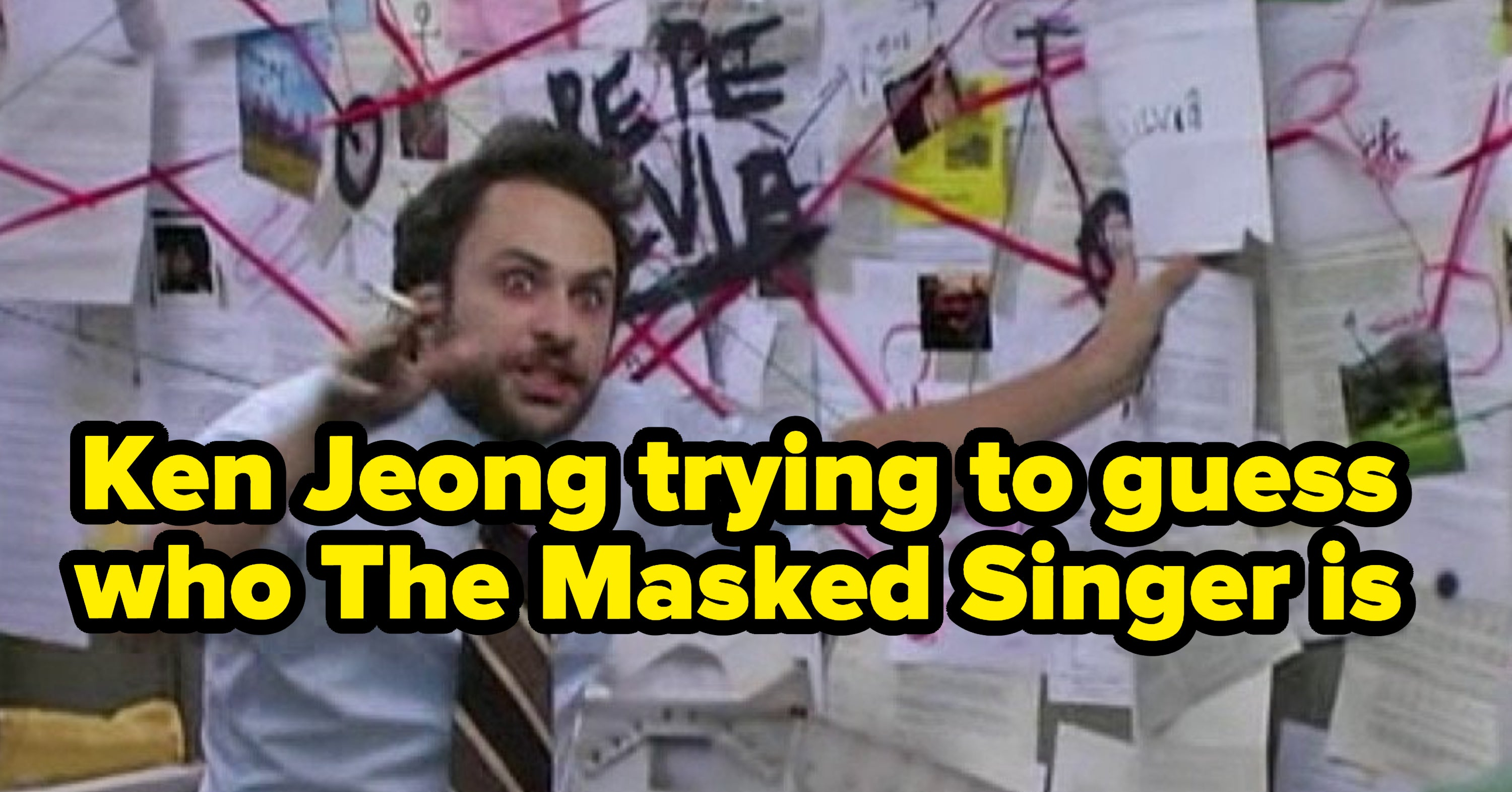 """19 Jokes For Anyone Who's Watched A Single Episode Of """"The Masked Singer"""""""