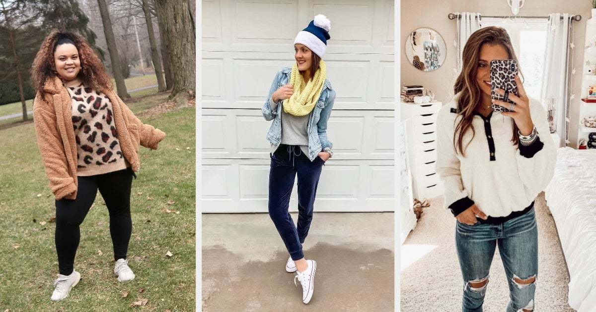29 Super-Soft Pieces Of Clothing That Might Make You Want To Touch Yourself