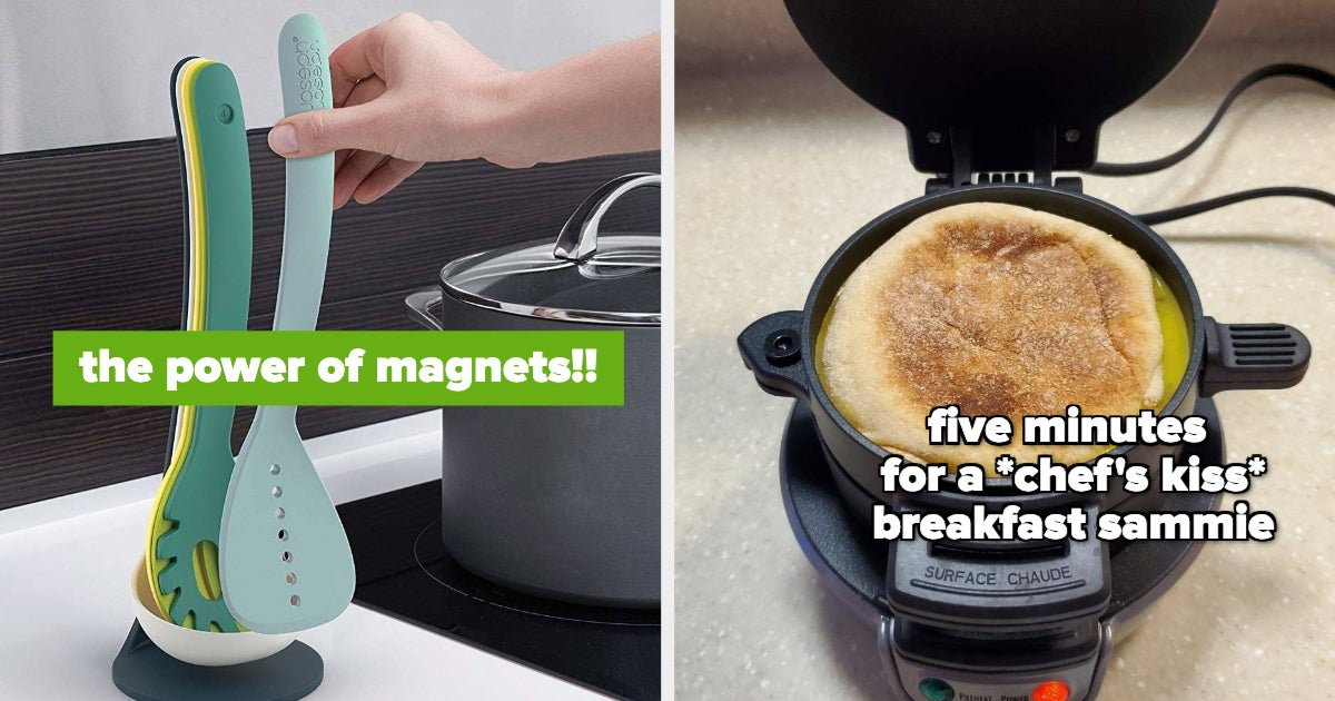 28 Gadgets That Are Perfectly Sized For A Tiny Kitchen