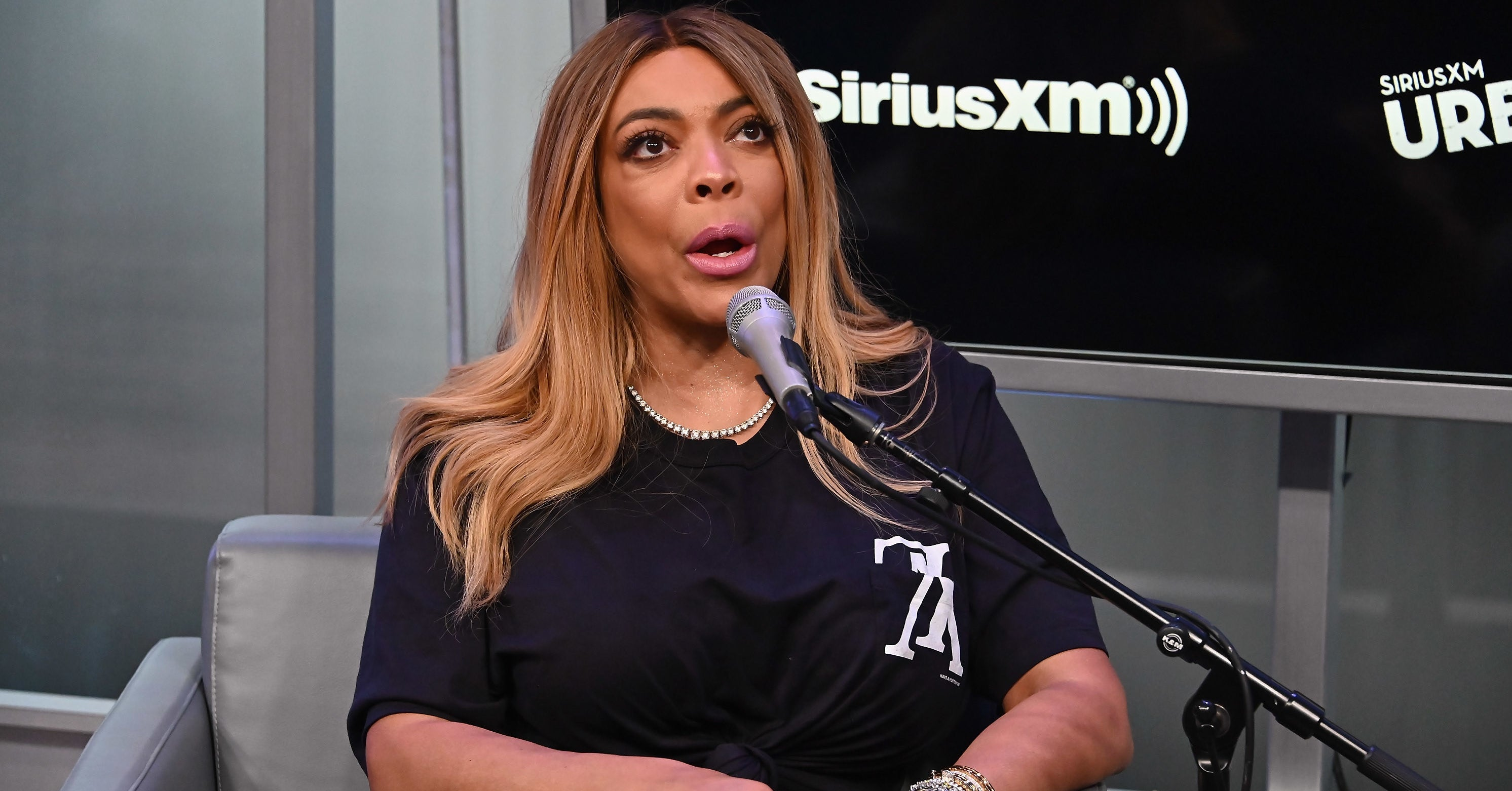 """Wendy Williams Is Getting Dragged For Her Offensive Comments About Gay Men Wearing """"Skirts And Heels"""""""
