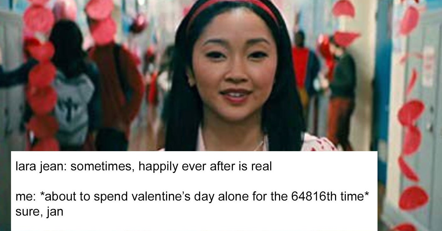 "15 Times Tumblr Was Hilariously On Point About ""To All The Boys I've Loved Before: P.S. I Still Love You"""