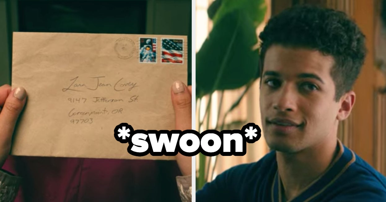"Jordan Fisher Actually Wrote The Letter That John Ambrose Gave Lara Jean In ""To All The Boys 2"""