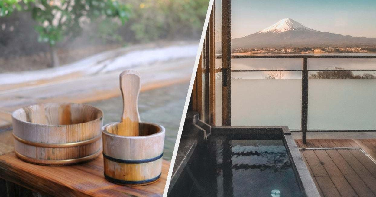 16 Things You Should Know Before Visiting Japan's Hot Springs