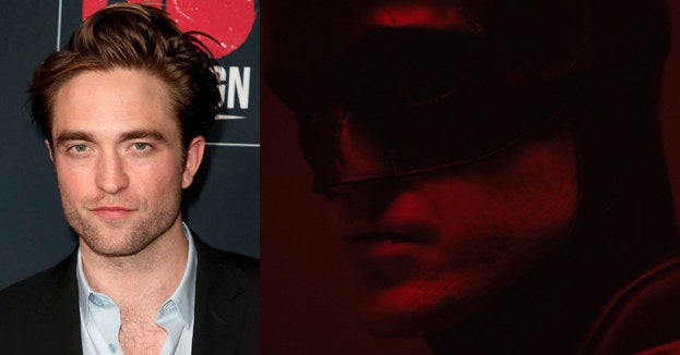 If You Wondered What Robert Pattinson Would Look Like As Batman, The First Visuals Are Finally Here