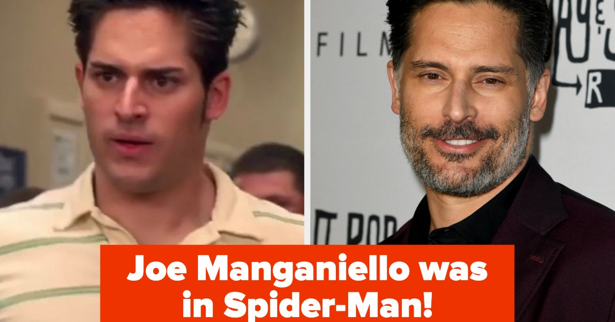 18 Famous People You Probably Didn't Realise Were In These Movies