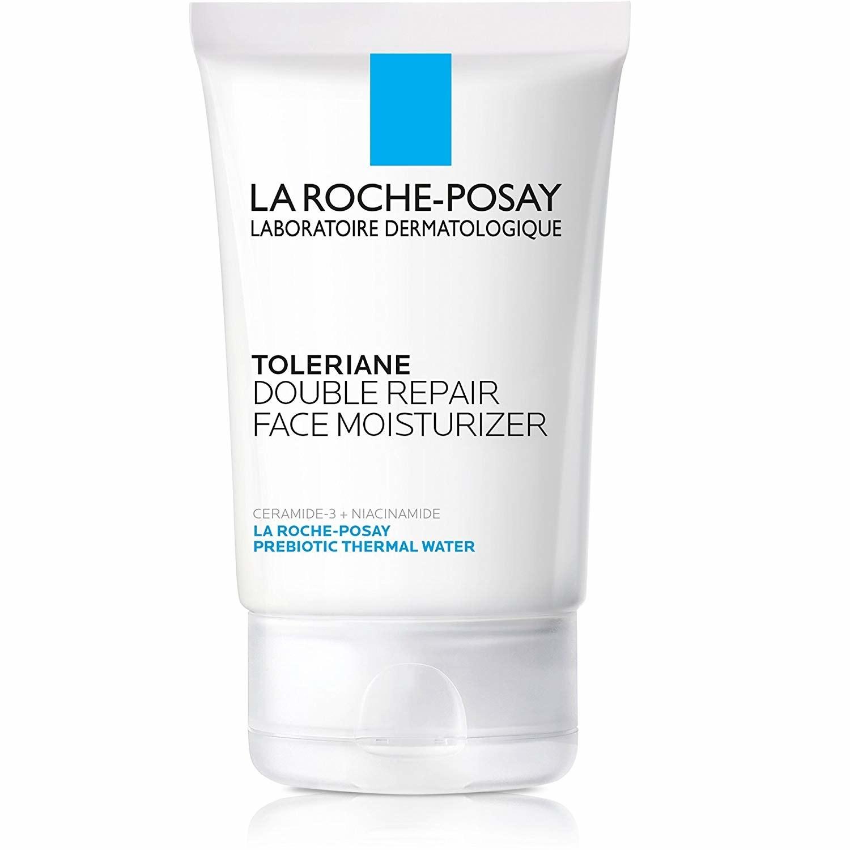 the tube of moisturizer