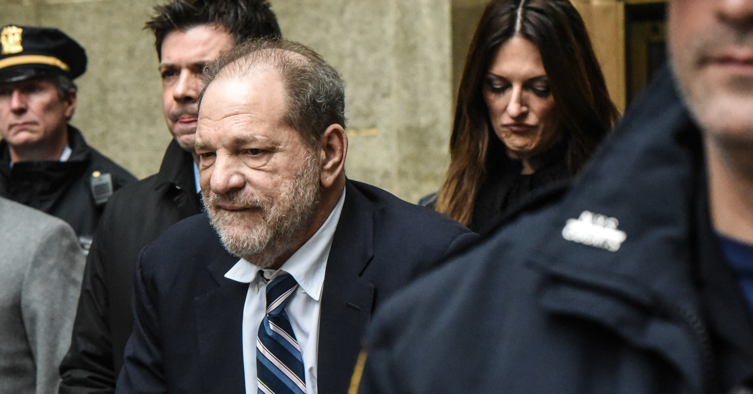 Harvey Weinstein Is Found Guilty Of Rape And Sexual Assault But Acquitted Of The Most Serious Sex Crimes