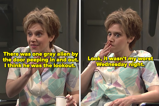 "21 Times The Women Of ""Saturday Night Live"" Were Hilarious As Hell"