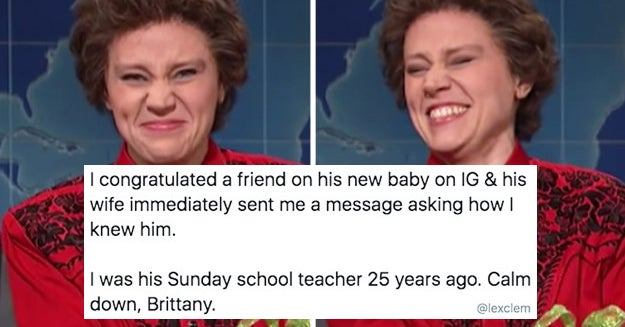 21 Tweets From This Month That Made Me Chortle At My Desk