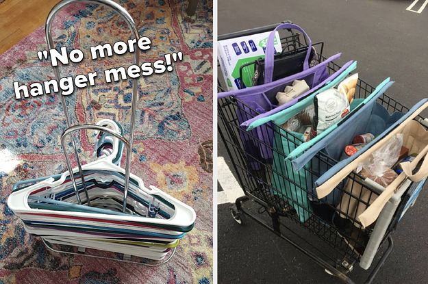 41 Products That Could Make You Whole New Levels Of Organized