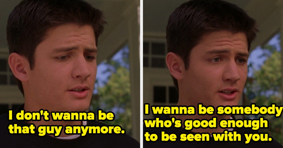 """19 Reasons Nathan Scott From """"One Tree Hill"""" Is 100% Husband Material"""