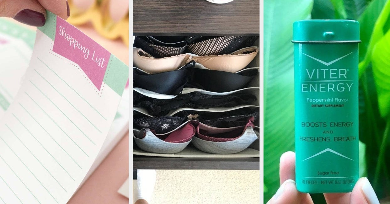 40 Products That'll Probably Make You Feel More Productive Just For Buying Them