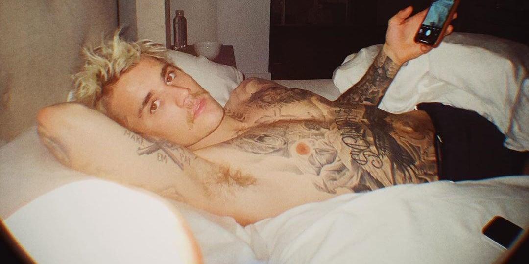 Justin bieber naked cock