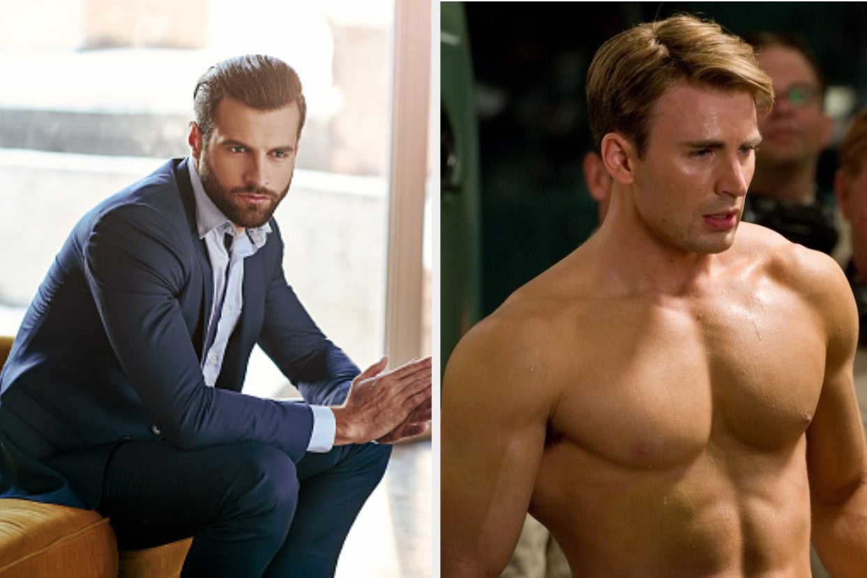 Pick Your Favorite Fictional Male Characters And Well Give You A Stock Photo Boyfriend