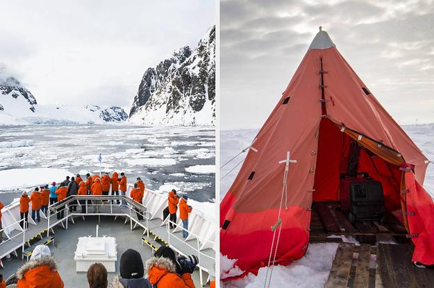 In Antarctica, The #MeToo Movement Faces Unique Hurdles