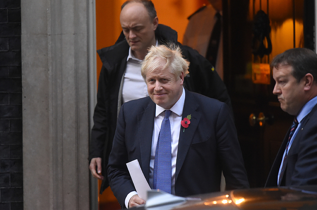 "Boris Johnson Has Been Told His Downing Street Operation Is ""Untenable"" After Aides Sought Counselling Due To Stress"