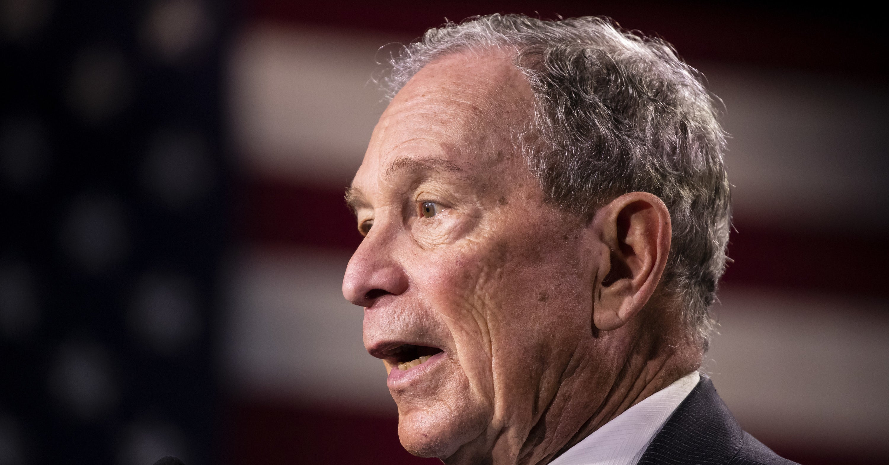 "Mike Bloomberg Referred To Transgender People As ""It"" And ""Some Guy Wearing A Dress"" As Recently As Last Year"