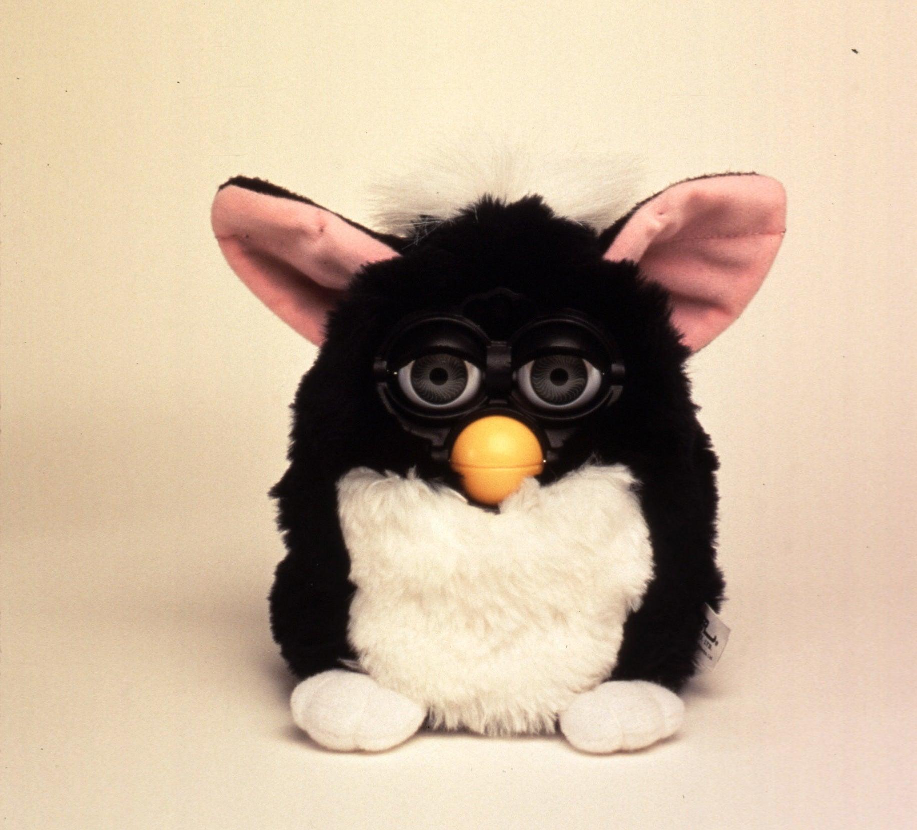 A photo of Furby