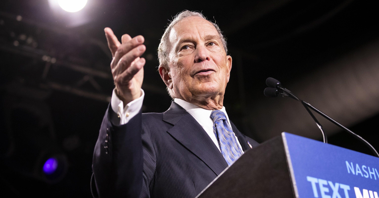 Michael Bloomberg Is In Tonight S Democratic Debate Here S What