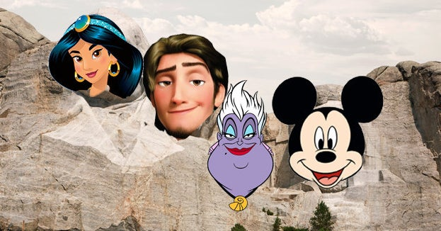 Build Your Disney Mount Rushmore And We Can Tell If You're A Millennial Or Gen Z'er