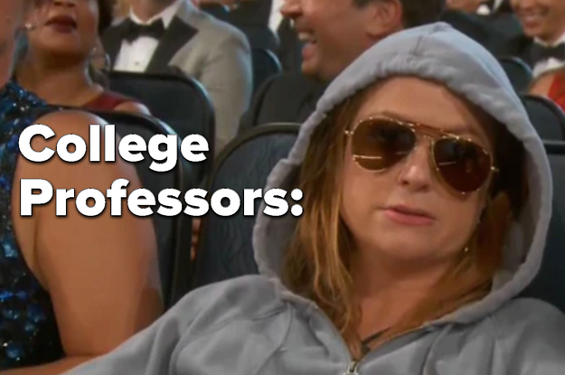 18 Jokes About College That Prove It's Pretty Much The Same As High School