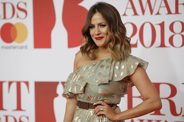 Caroline Flack's Family Have Shared An Unpublished Instagram Message She Wrote Before Her Death thumbnail