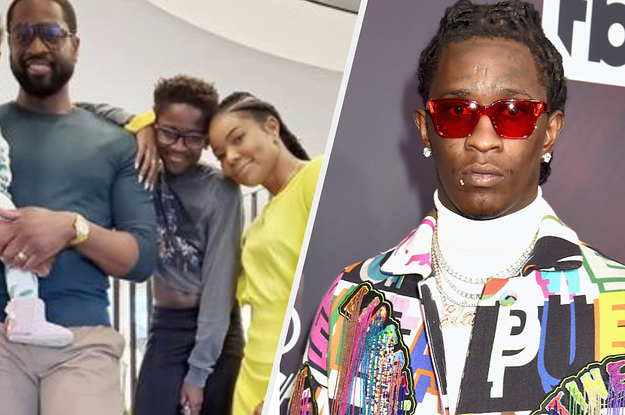 Young Thug Commented On Dwyane Wade's Daughter In A Now-Deleted Anti-Trans Tweet And No, Just No