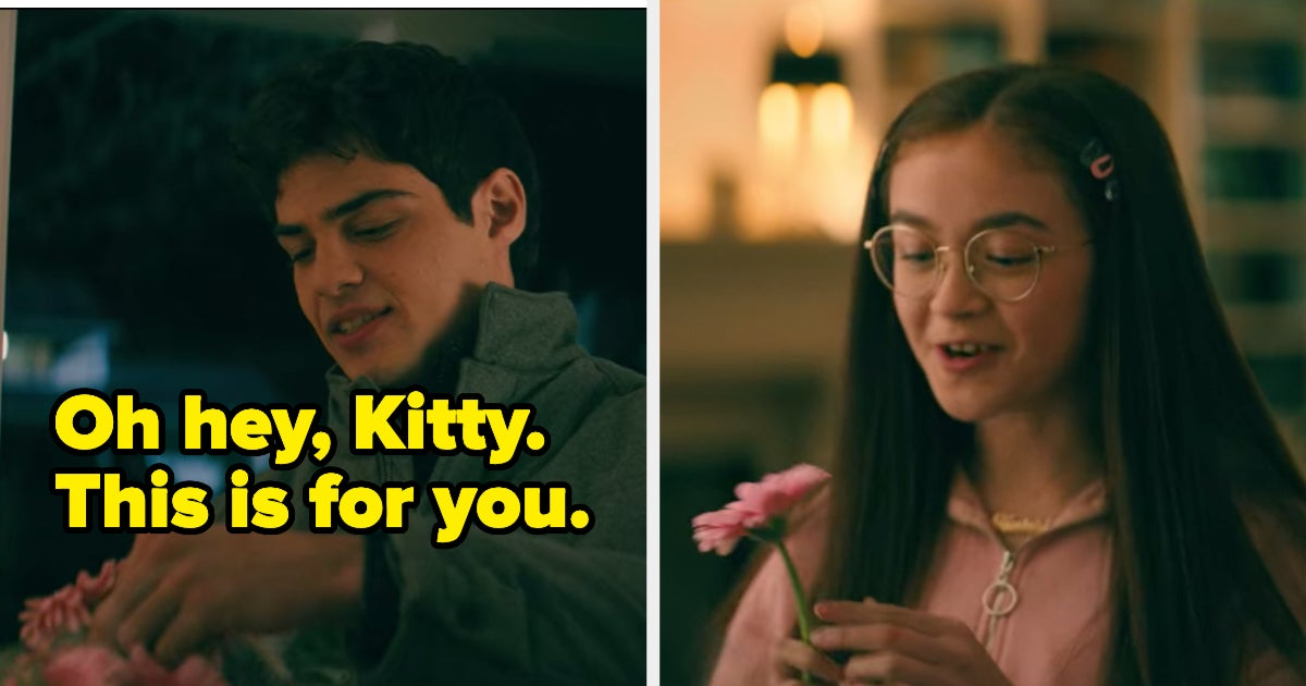 "26 Times Peter Kavinsky Was Too Pure For This Earth In ""To All The Boys"""